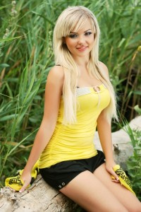 Yana, 22 yrs.old from Kherson, Ukraine