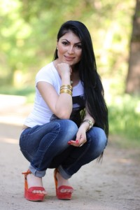Zarina, 25 yrs.old from Simferopol, Ukraine