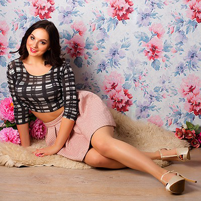Alina, 24 yrs.old from Sumy, Ukraine