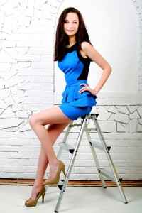 Anna, 23 yrs.old from Sumy, Ukraine
