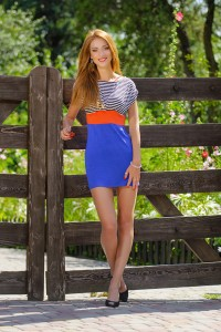 Veronika, 22 yrs.old from Poltava, Ukraine