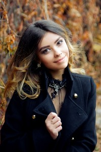 Marina, 21 yrs.old from Kharkov, Ukraine