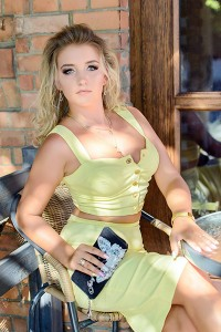 Marina, 26 yrs.old from Zhitomir, Ukraine