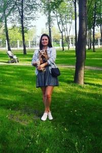 Yana, 41 yrs.old from Kharkiv, Ukraine
