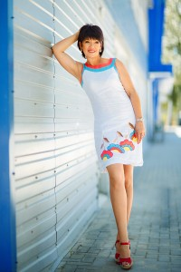 Alla, 54 yrs.old from Nikolaev, Ukraine