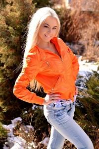 Marina, 31 yrs.old from Kharkiv, Ukraine