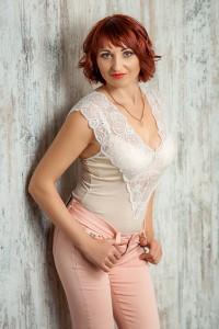 Albina, 43 yrs.old from Nikolaev, Ukraine