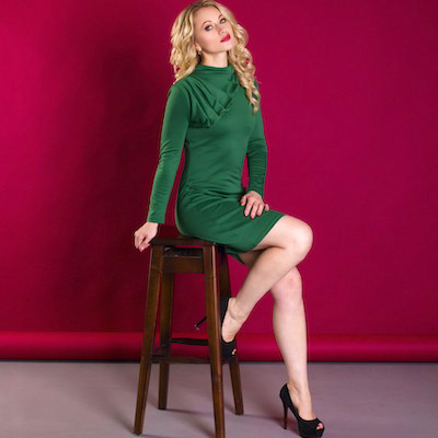 Inna, 42 yrs.old from Zaporozhye, Ukraine