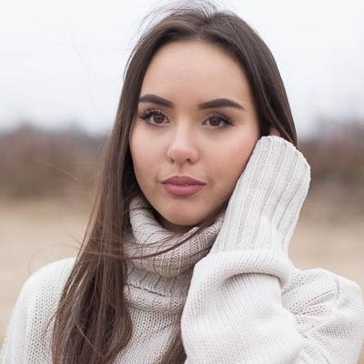 Alina, 22 yrs.old from Pskov, Russia