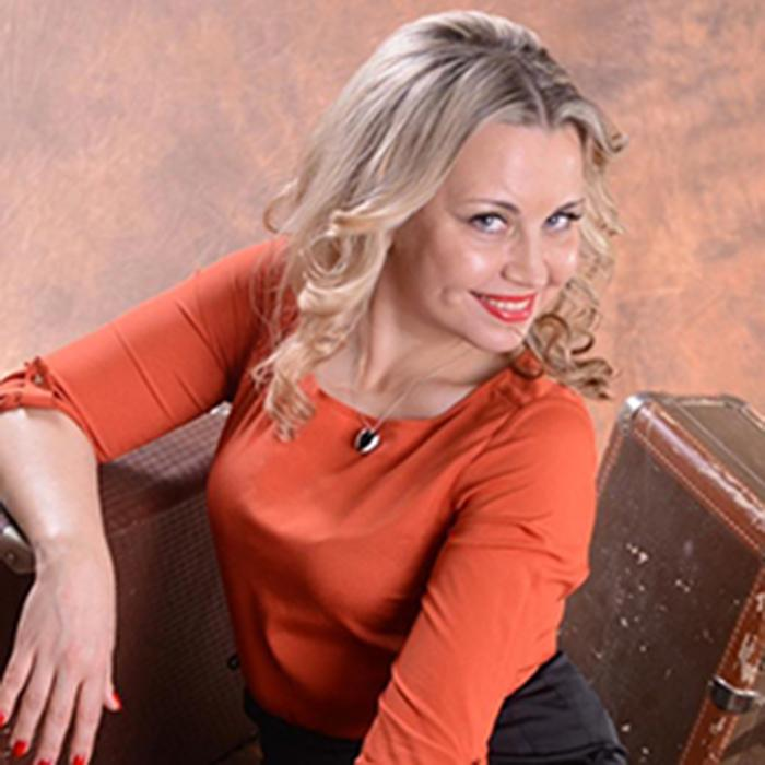 Nataliya, 48 yrs.old from Kiev, Ukraine