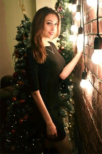 Oxana, 24 yrs.old from Sumy, Ukraine