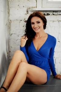 Ilona, 31 yrs.old from Lutsk, Ukraine