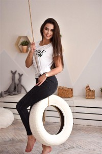 Yana, 26 yrs.old from Minsk, Belarus