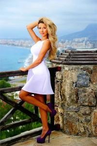 Darina, 30 yrs.old from Krivoy Rog, Ukraine