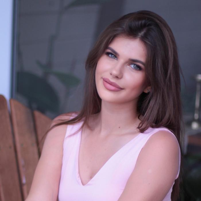 Anna, 22 yrs.old from Kiev, Ukraine